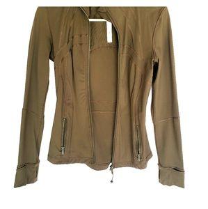 Lululemon Sage Slimming Bomber Jacket